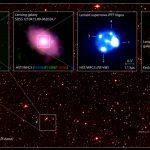 Открытие сверхновой редкого класса провозглашает новую эпоху в космологии