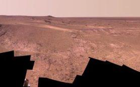 Марсианский ровер НАСА Opportunity начинает новое путешествие