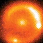 Гравитационная линза показала сразу четыре момента жизни одной сверхновой