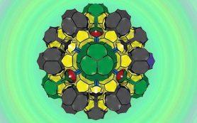 Из урана собрали рекордно легкий металлоорганический каркас