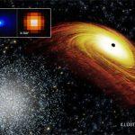 Астрономы обнаружили «беглую» сверхмассивную черную дыру