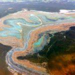 Географы МГУ оценили, как разработка золота в Монголии загрязняет озеро Байкал
