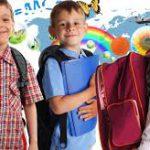 Правила выбора рюкзака для школьника