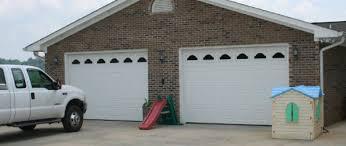 Площадь вокруг гаража и его стены