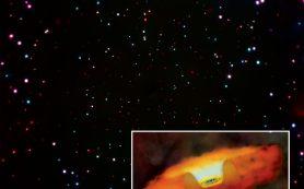 Черные дыры ранней Вселенной могли расти стремительными рывками