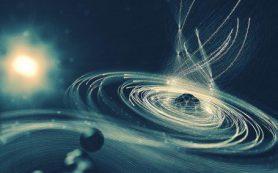 Импульсы рентгеновского излучения создают «молекулярную черную дыру»