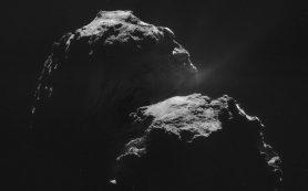 Кометы могли доставить на Землю значительную часть ее атмосферного ксенона