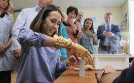В Казани впервые установили протез, разработанный на базе Сколково и «распечатанный» на 3D-принтере