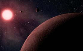 Обнаружен радиосигнал, возможно, исходящий от потенциальной «звезды пришельцев»