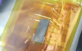 Наногенератор из черного фосфора превратит движения тела в электричество