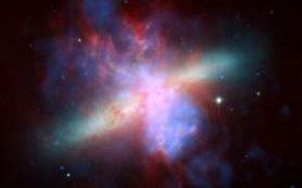 Первые галактики Вселенной оказались ещё более активными, чем ожидалось