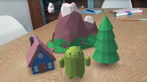 Google представил платформу дополненной реальности ARCore