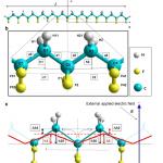 Странное поведение нового композита с графеном изучили на модели