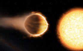 «Хаббл» обнаруживает экзопланету, обладающую стратосферой