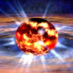 Первичные черные дыры могли помогать формировать тяжелые элементы