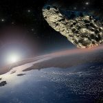 Крупнейший астероид пролетит очень близко к Земле 1 сентября, сообщает НАСА