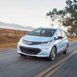Chevrolet Bolt обошел Tesla Model S по дальности хода