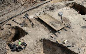 Археологи при раскопках в Крыму обнаружили алтарь спартанцев III века до нашей эры