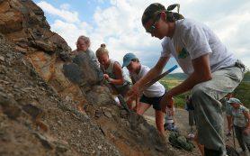 Студенты МГУ нашли в пещерах на Южном Урале новые палеолитические рисунки