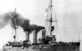 У берегов Курил нашли немецкий крейсер Первой мировой войны