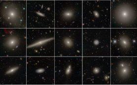 Астрономы выяснили влияние скорости вращения галактик на их форму