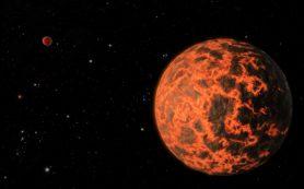 Астрономы вновь наблюдают экзопланету, похожую на комету