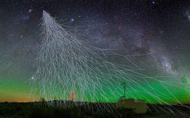 Астрономы продвигаются вперед в определении происхождения космических лучей