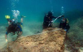 У побережья Туниса нашли затопленный древнеримский город