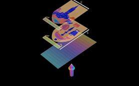 Поляризация света позволила записать два изображения на одной поверхности