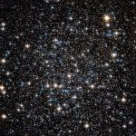 Астрономы изучают структуру внешних областей шарового скопления звезд NGC 288