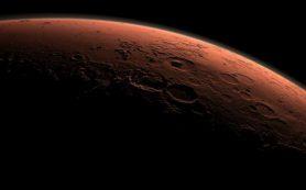 Найдено объяснение эпизодическим появлениям жидкой воды на древнем Марсе