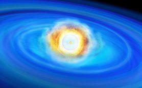 Взрыв гелия на поверхности белого карлика приводит к его уничтожению