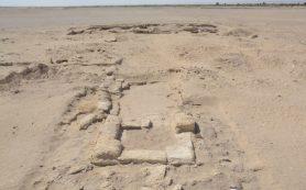 В Египте впервые нашли эллинистический гимнасий