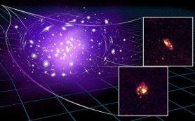 Подтверждена самая древняя спиральная галактика Вселенной, известная ученым