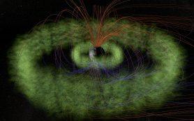 Аппараты НАСА установили происхождение «свистящих» космических электронов