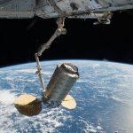 Космический грузовик Cygnus пристыковался к МКС