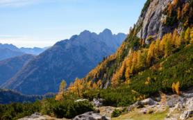 Глобальное потепление приблизило наступление весны в горах