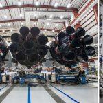 Тяга к Марсу: Маск показал сверхтяжелый Falcon