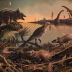 Найдены останки древнейших плацентарных млекопитающих в Европе