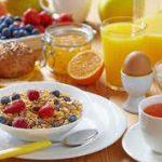 Полезные свойства правильного сбалансированного завтрака