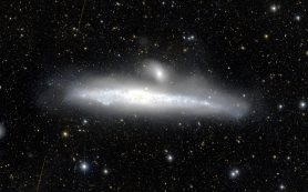 Исследователи проникают в тайны галактических гало