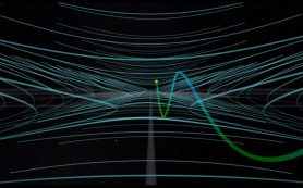Миссия НАСА измеряет параметры движения электронов в магнитосфере