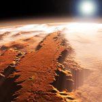 Метеориты раскрывают историю марсианского климата