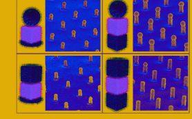 ДНК помогла получить двумерные сверхрешетки из золотых наночастиц