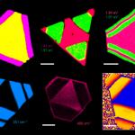 Химики научились собирать треугольные узоры из двумерных полупроводников