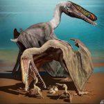 Птерозавры могли заботиться о своих «птенцах»
