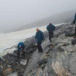 Тающие ледники показали взаимосвязи между жителями городов и горными охотниками