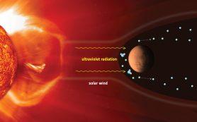 Менее массивные планеты теряют атмосферу быстрее, чем предполагалось