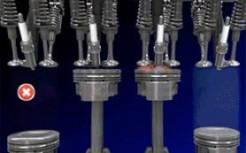 Для бензиновых двигателей создали систему динамического пропуска зажигания