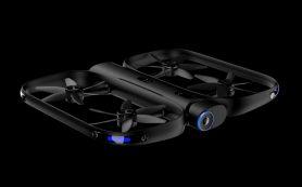 Представлен автономный квадрокоптер с 13 камерами
